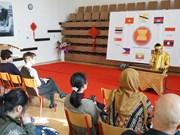 Présentation de cultures asiatiques en République tchèque