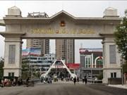 Les exportations via la porte frontalière de Lao Cai en hausse au premier trimestre 2019