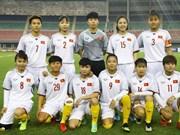 Première victoire du Vietnam au tournoi de qualification olympique féminin 2020 de l'AFC