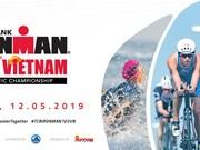 "Da Nang accueillera le triathlon ""IRONMAN 70.3 Asia-Pacific Championship"""