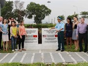 Une délégation américaine sur le site du projet décontamination de la dioxine à Da Nang