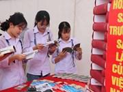 Thai Binh : Ouverture de la Journée du livre et de l'exposition sur Hoàng Sa et Truong Sa