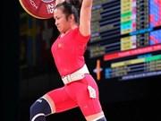 Championnats d'Asie d'haltérophilie 2019 : le Vietnam remporte trois médailles d'or
