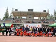 Ouverture du 2e festival sportif de la communauté des Vietnamiens en R. de Corée