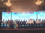 """Ouverture du colloque international """"Eau 4.0 :  Opportunités et défis"""" à Thua Thien-Hue"""