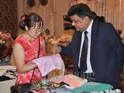 Textile-habillement : rencontre entre entreprises Vietnam-Inde
