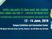 Bientôt l'exposition ENTECH Vietnam 2019 à Hô Chi Minh-Ville