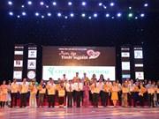 Soirée musicale pour soutenir les personnes défavorisées à Da Nang