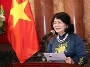 La vice-présidente Dang Thi Ngoc Thinh participera au 5e sommet de la CICA