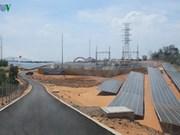 Inauguration de la centrale solaire de Mui Ne à Binh Thuan