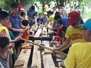 Hanoï : Ouverture du premier terrain d'aventure au Vietnam