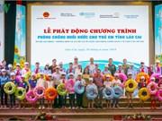 Lao Cai lutte contre la noyade chez les enfants