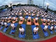 La 5e Journée internationale du Yoga célébrée à Da Nang