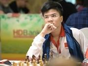 Anh Khôi remporte deux médailles d'or aux Championnats d'Asie d'échecs juniors 2019