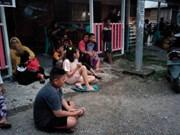 Indonésie : un mort et des centaines d'évacués après un fort séisme