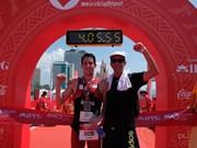 Un Australien sacré champion du triathlon IPPGroup Challenge Vietnam 2019