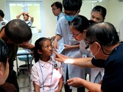 Opérations gratuites pour 30 enfants du Centre du Vietnam