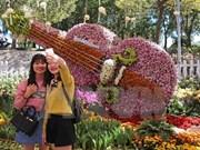 Rendez-vous au Festival des fleurs de Da Lat en décembre