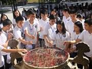 Camp d'été 2019: rendre hommage aux héros morts pour la Patrie de Truong Son