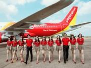Vietjet Air lance la liaison directe Nha Trang-Busan