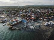 Indonésie: les agences calment l'opinion publique sur la menace de tsunami