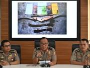 Indonésie : la police déjoue un complot d'attentats à la bombe
