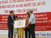 Ba Ria–Vung Tau : Soutien aux victimes de l'agent orange/dioxine