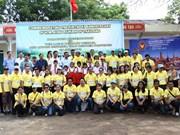 L'ambassade de Thaïlande offre des cadeaux aux écoliers démunis de Thai Nguyen