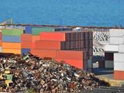 Plus de 500 conteneurs de déchets importés frauduleusement ont été réexportés