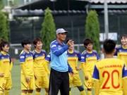 Football féminin : le Vietnam prêt à participer au championnat de l'AFF 2019