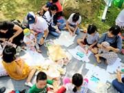 Des activités intéressantes au KHOE Creative Festival 2019