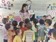 L'amour maternel, la force des enseignants