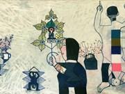 Exposition d'art contemporain Hongrie-Vietnam