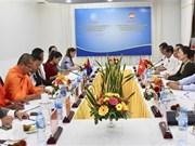 Renforcement des relations de coopération Vietnam-Cambodge