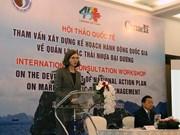 Consultation pour élaborer un plan d'action sur la gestion des déchets plastiques  en mer