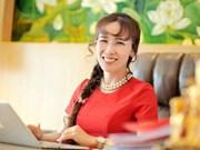 La PDG de Vietjet nommée dans la liste Bloomberg 50 en 2018