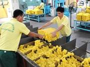 Exportation de près de 1,4 million de tonnes de caoutchouc en 11 mois
