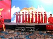 Echange d'amitié Vietnam-Chine 2018