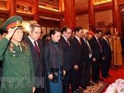 Activités à l'occasion de l'anniversaire de l'Armée populaire vietnamienne