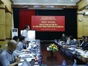 Renforcer l'organisation du Comité national pour le Mékong du Vietnam