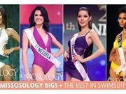 Des beautés vietnamiennes figurent au prix Timeless Beauty 2018