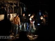 Attentat à la bombe en Egypte: trois victimes blessées sont rentrées chez elles