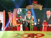 Hanoï : Mise à l'honneur des 10 figures exemplaires de la jeunesse 2018