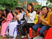 Enquête : environ 6,2 millions de Vietnamiens sont handicapés