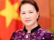 La présidente de l'AN Nguyên Thi Kim Ngân part pour le 27e Forum parlementaire de l'Asie-Pacifique