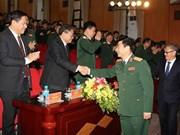 Activités célébrant des 70 ans de la fondation de l'Armée populaire du Laos