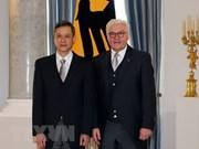 Le Vietnam souhaite renforcer ses liens avec l'Allemagne