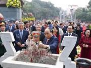 Célébration des 230 ans de la victoire de Ngoc Hoi-Dong Da