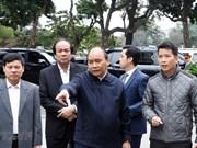 Le PM renforce l'examine des préparatifs du 2e Sommet Etats-Unis - RPDC