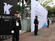 Sommet Etats-Unis - RPDC : renforcement de la sécurité à l'hôtel JW Marriott